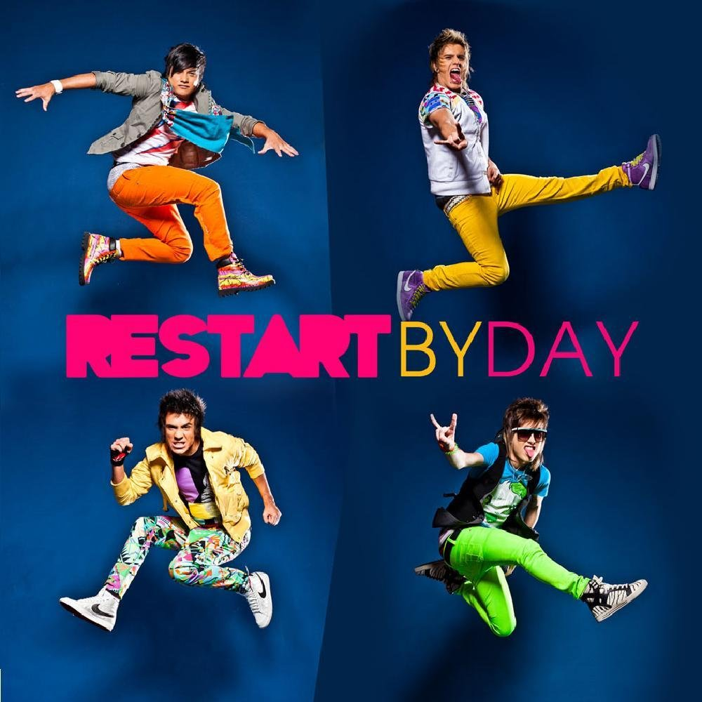 Restart by day frontal