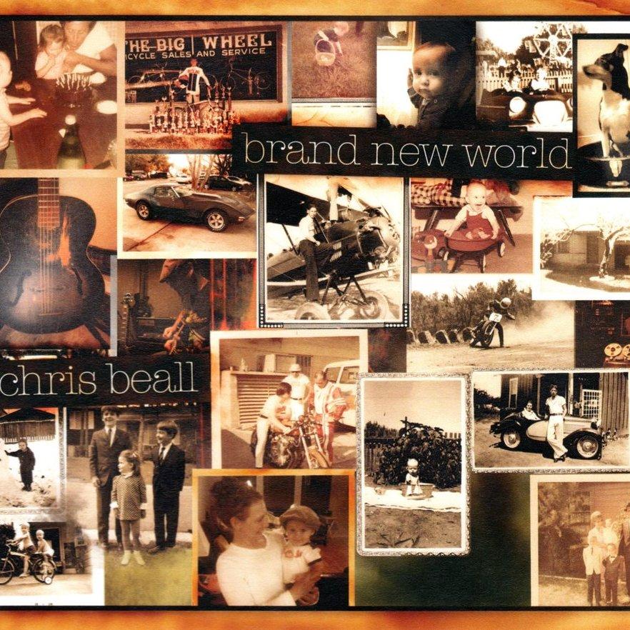Brand new world cover