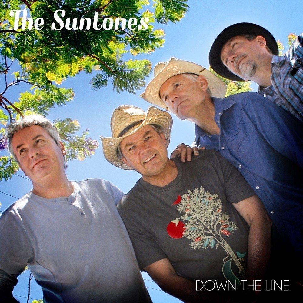 Suntones down the line cover 01 01