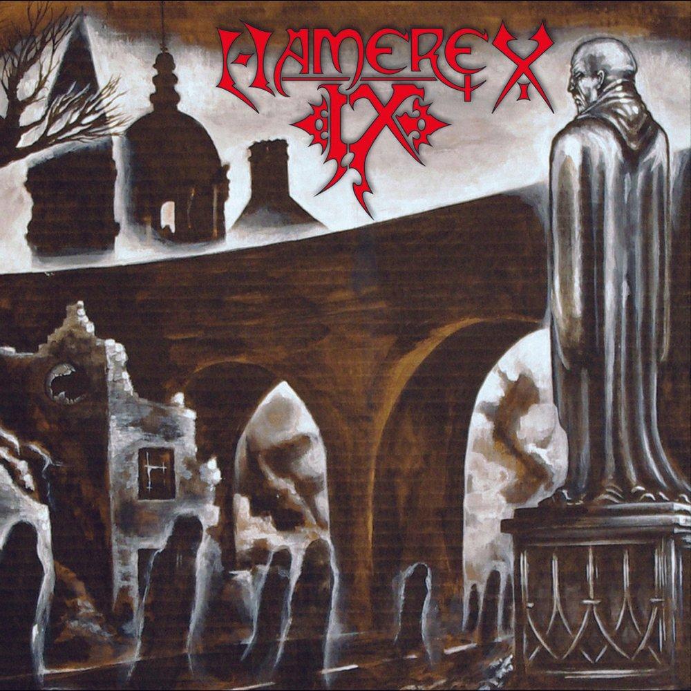 Ix album cover