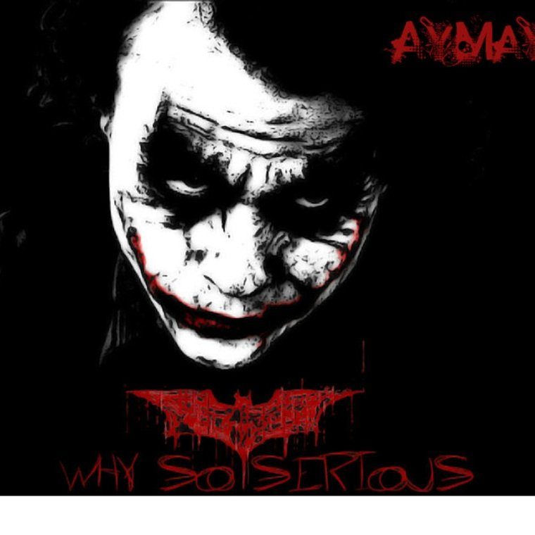 Why so serious mixtape cover