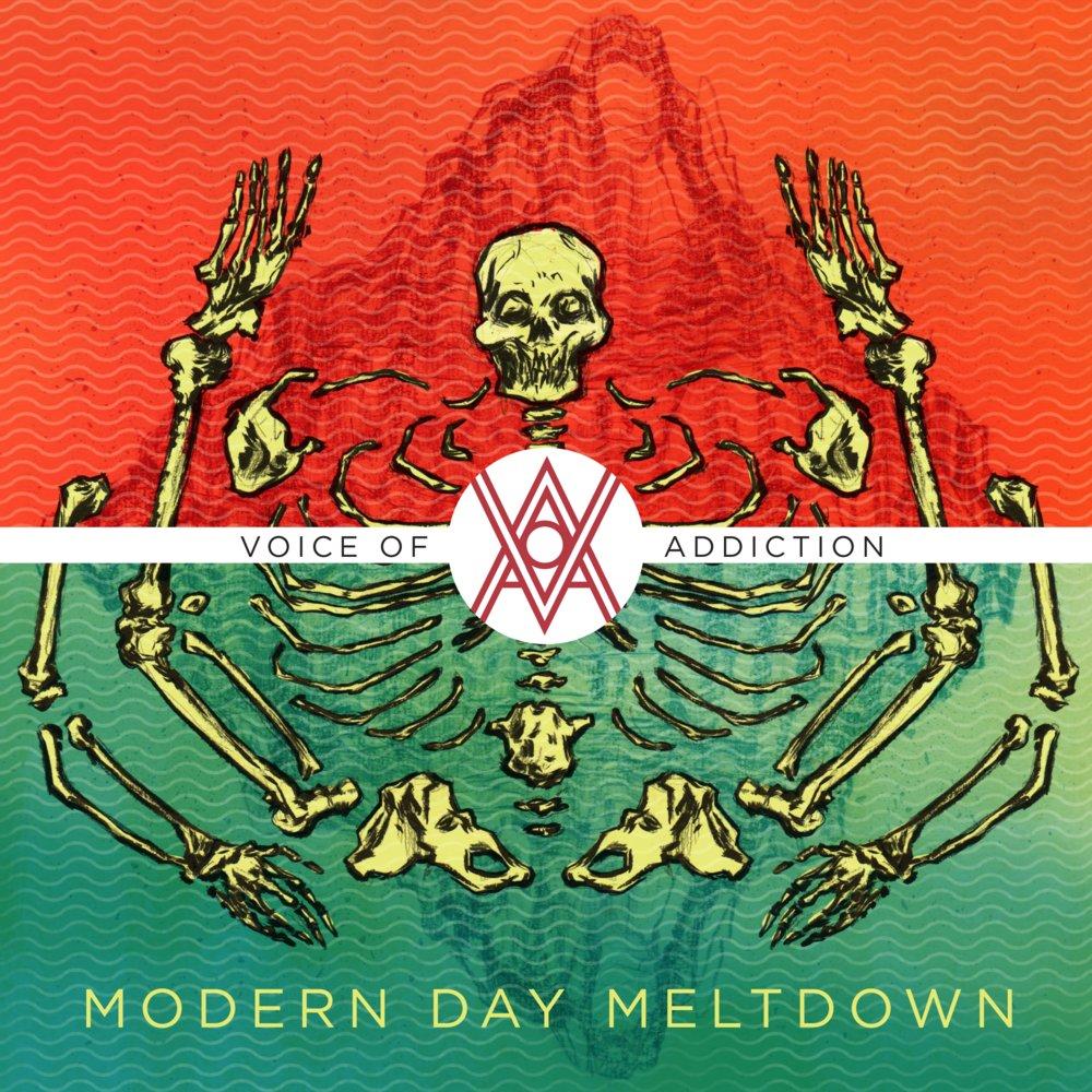 Modern day meltdown 7in cover