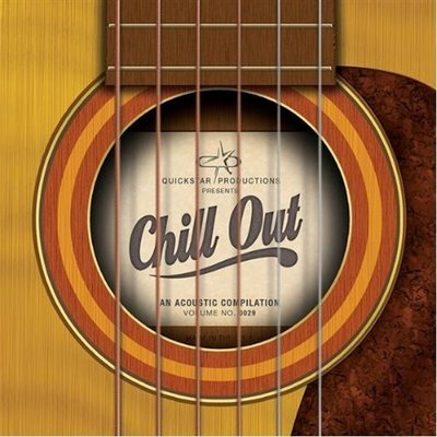 Quickstar's Chill Out, an Acoustic Compilation Volume 12!