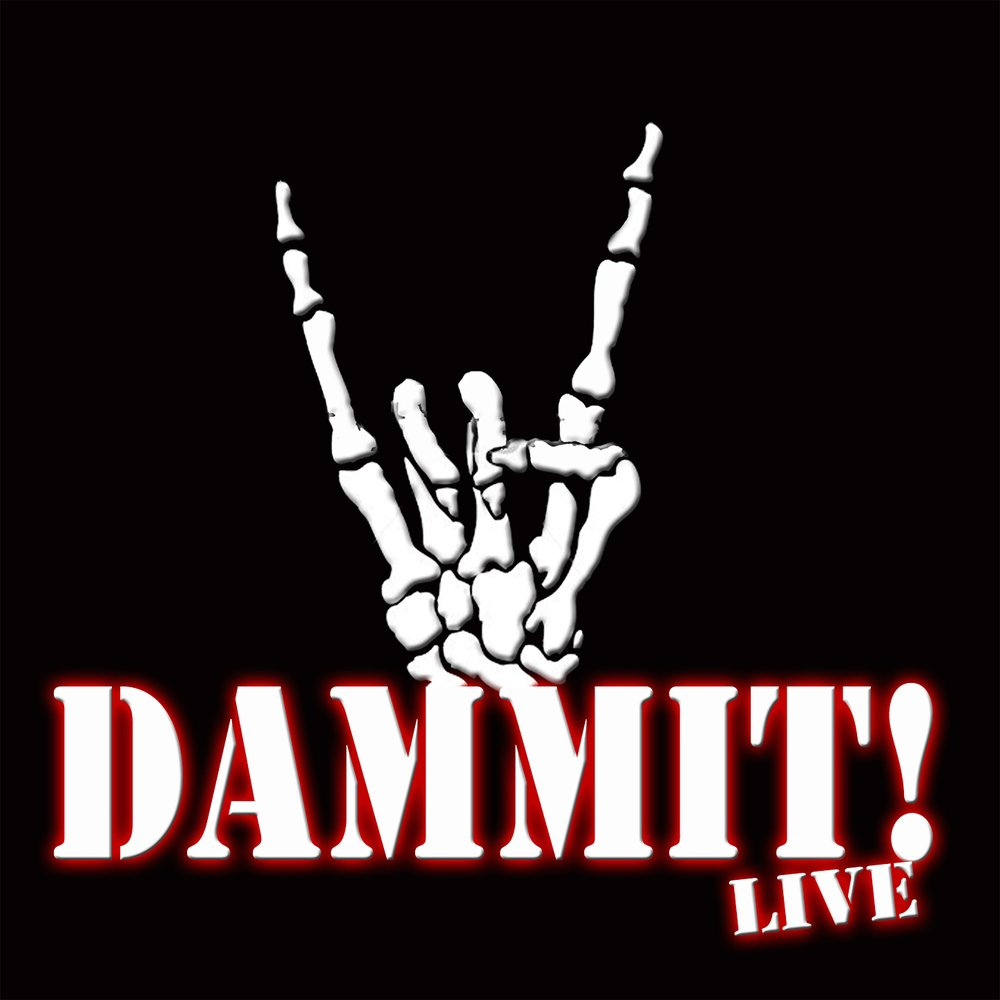 Dammit live 2012 front for amazon