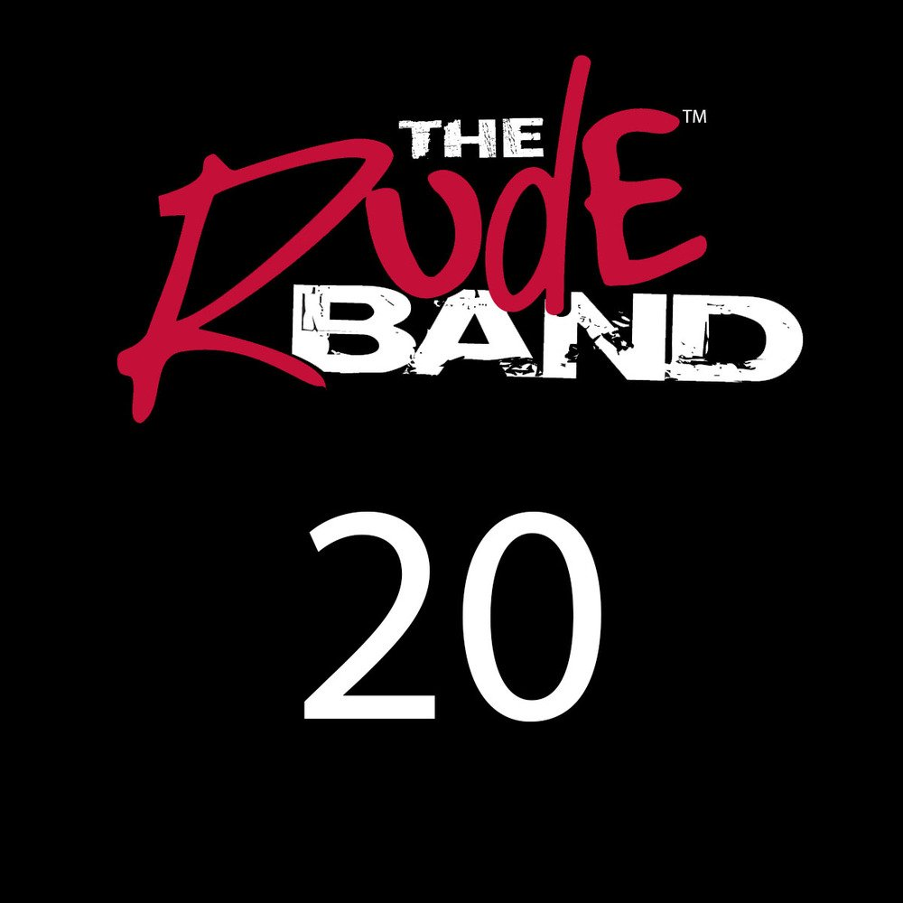 Rude band 20 front 1
