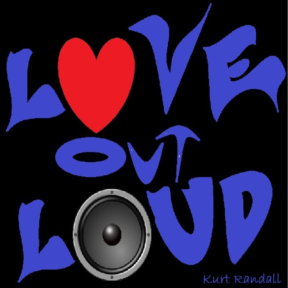 Love out loud front 1k by 1k