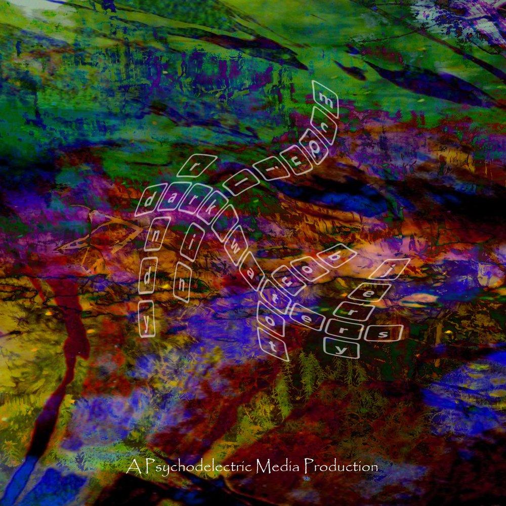 Dark waters album cover front