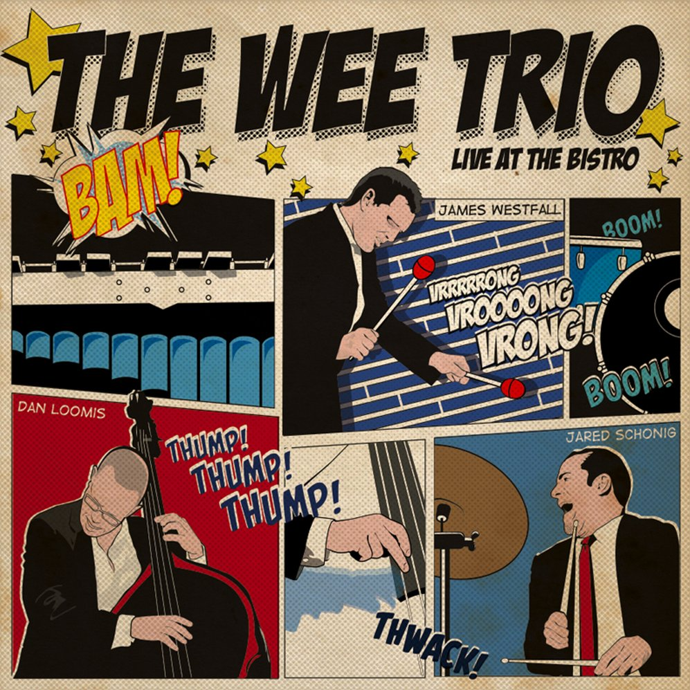 Wee live cover hi res