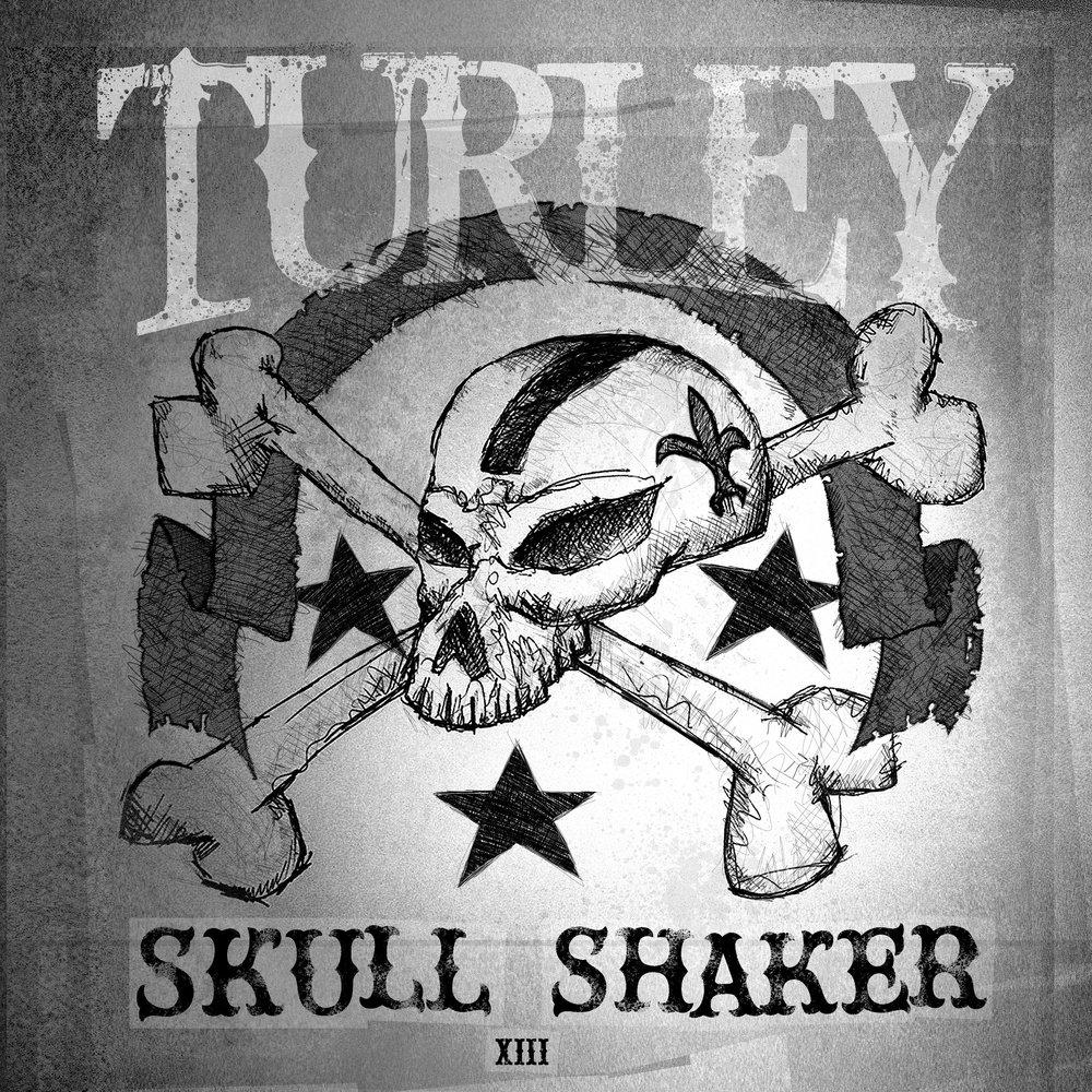 Turley skullshaker cover final