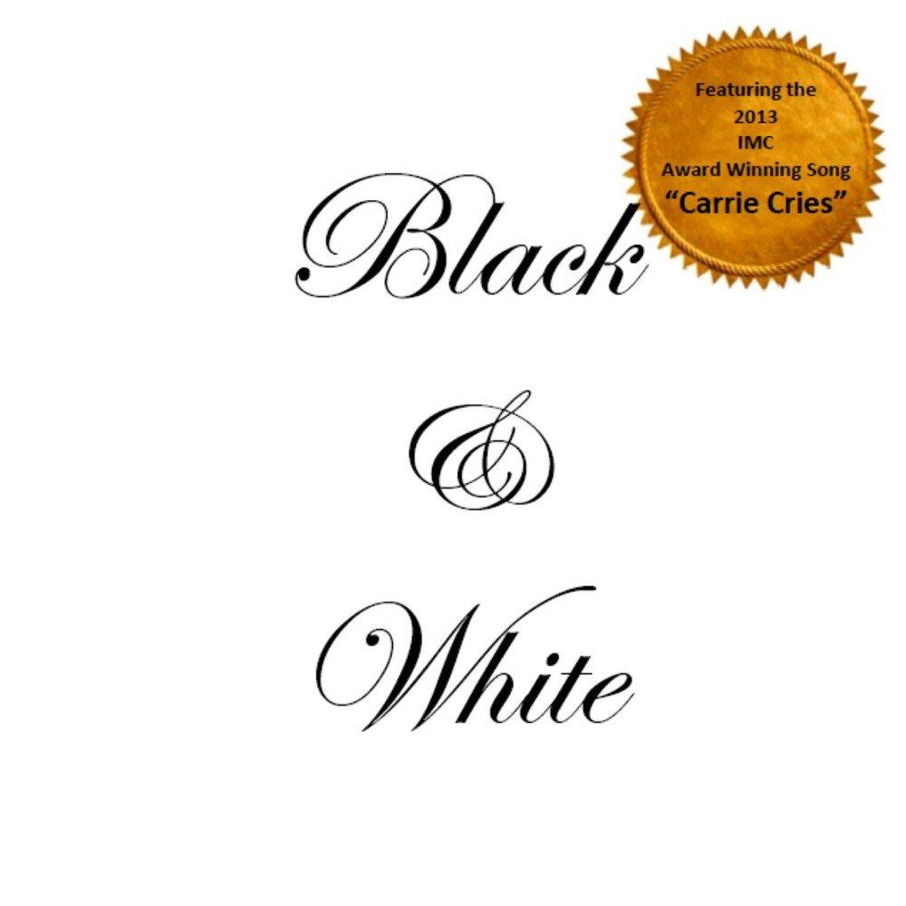 Black and white cdbaby
