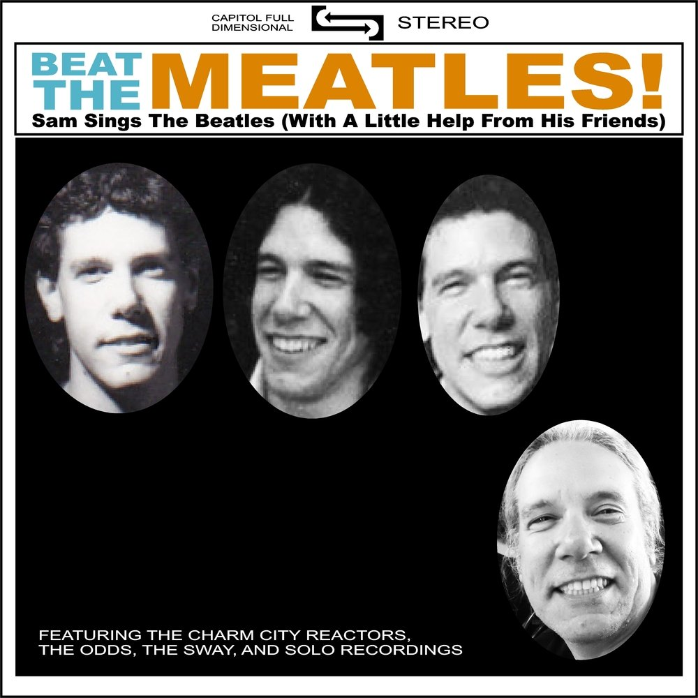 Beat the meatles cd cover2