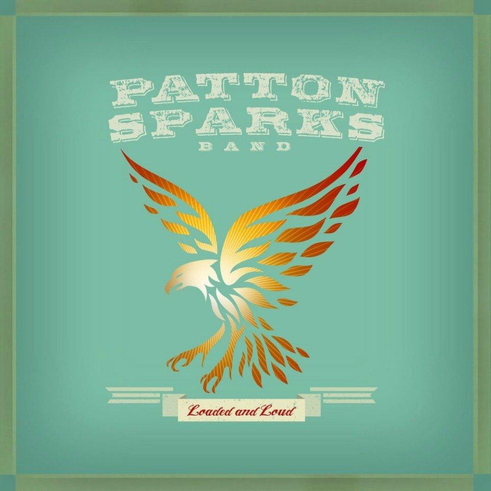 Patton sparks   album cover 1000x1000