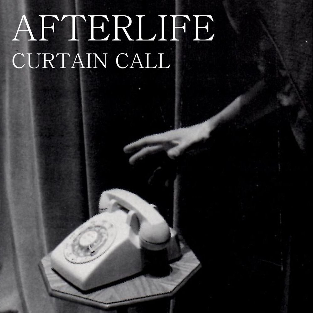 Afterlife   curtain call  cover new large