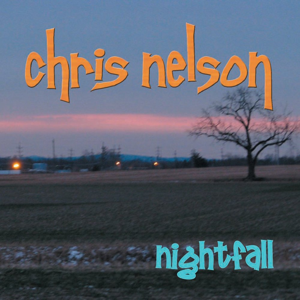 Nightfall outside cover cd baby  big