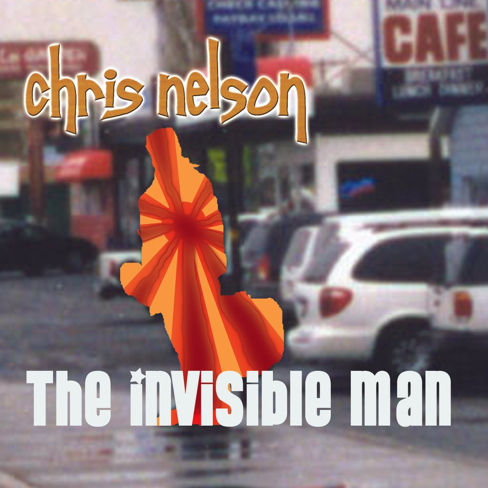 The invisible man front