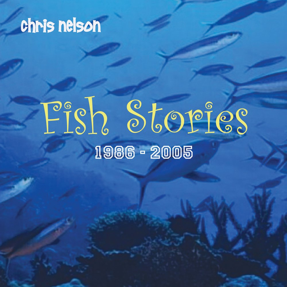 Fish stories outside cover