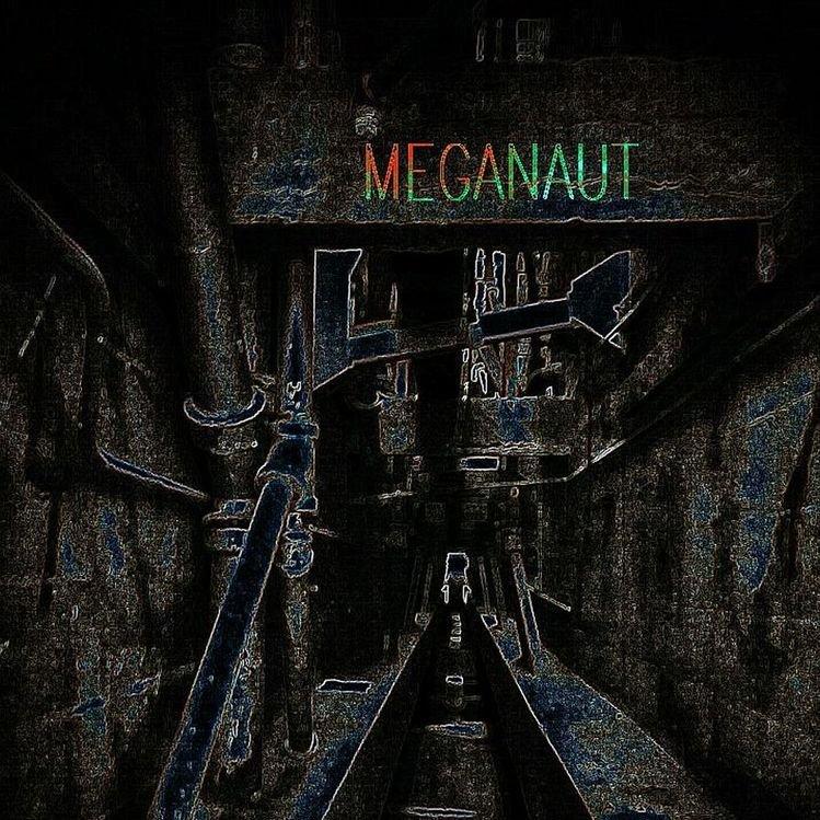 Meganaut album cover