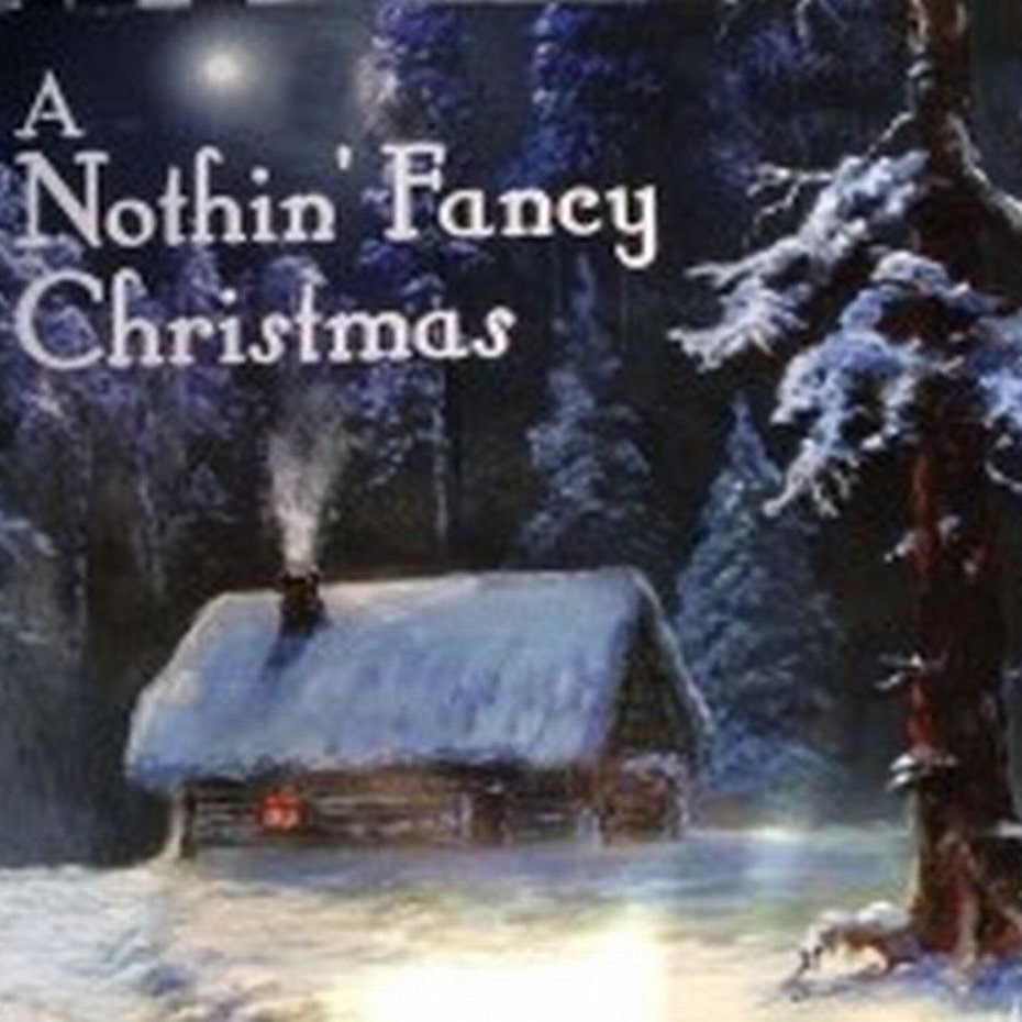 Nothin fancy christmas cover