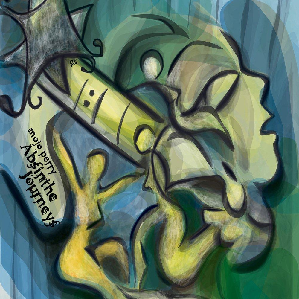 Absinthe journeys   album cover