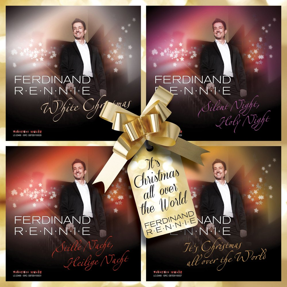 Ferdinand xmas new front cd rgb