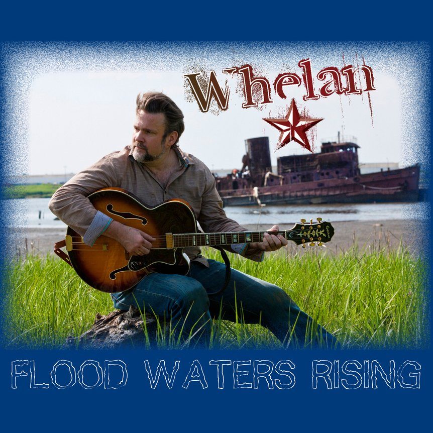 Flood waters rising cd cover high res