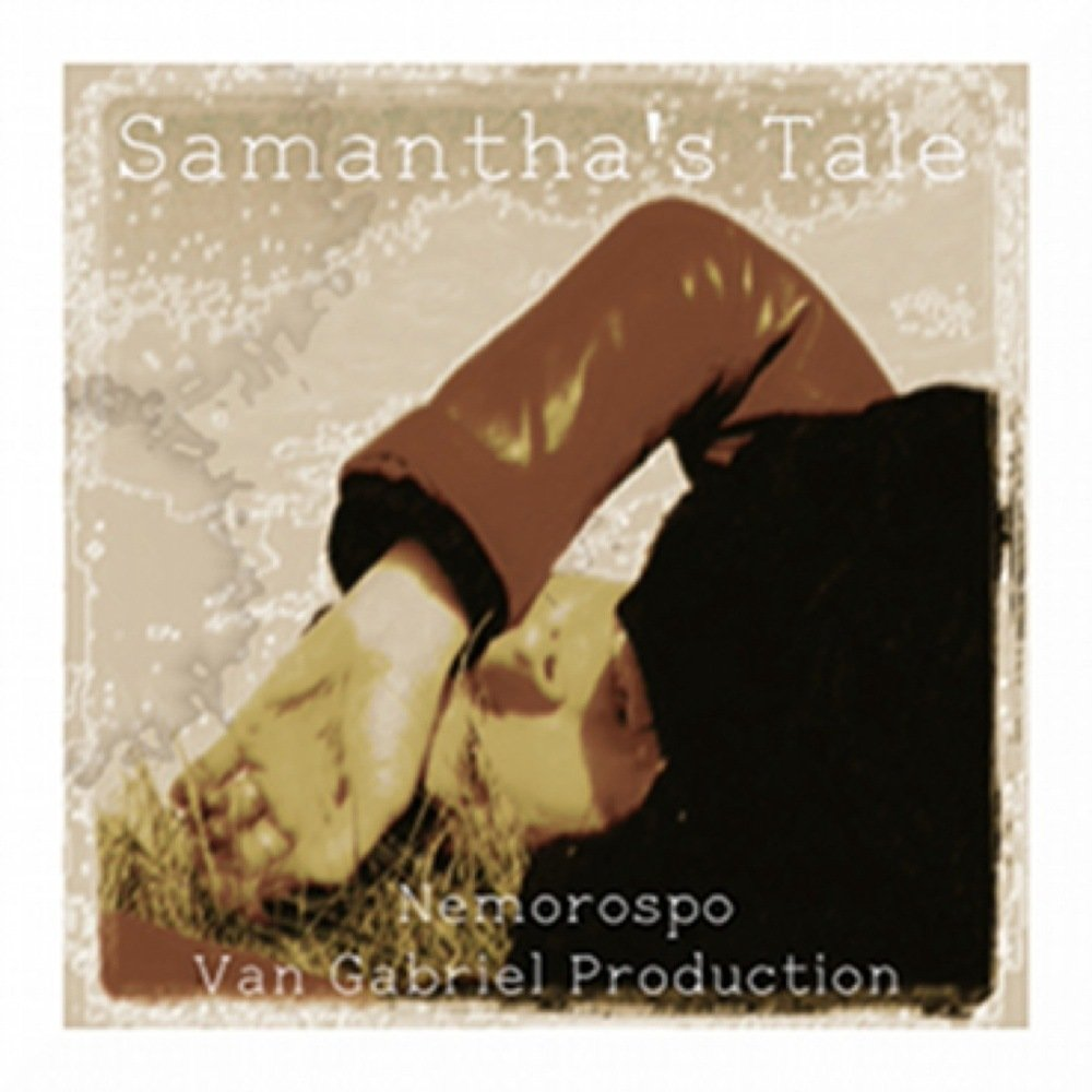 Samantha s tale single cd cover pic   copie