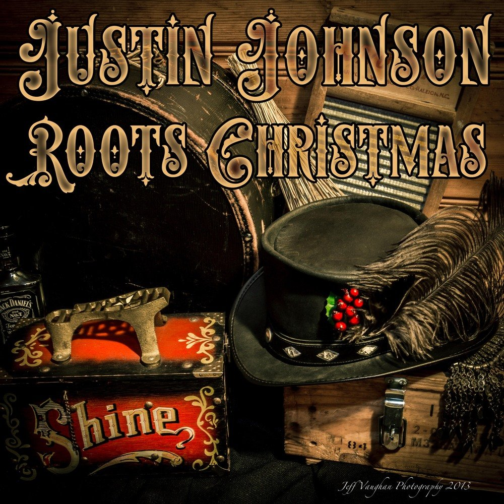 Roots christmas cd cover