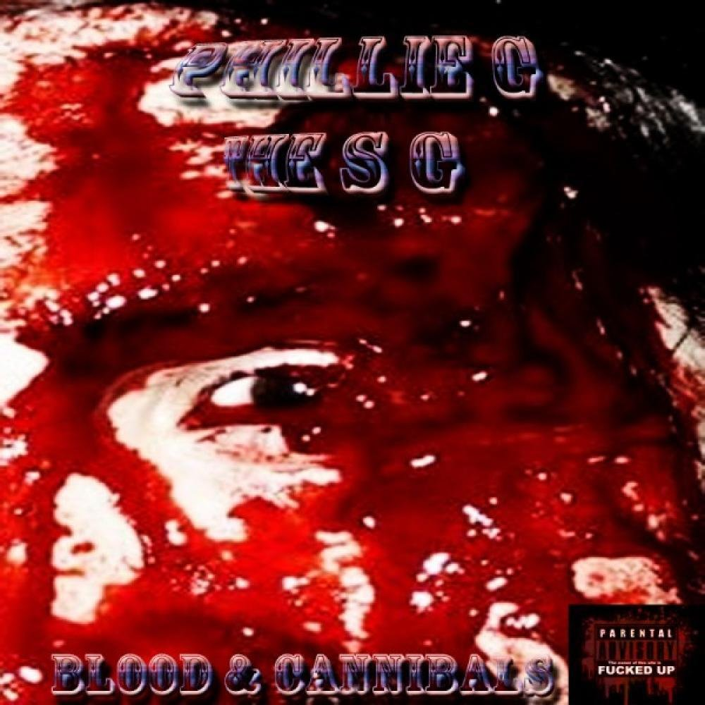 Blood   cannibals the album cover