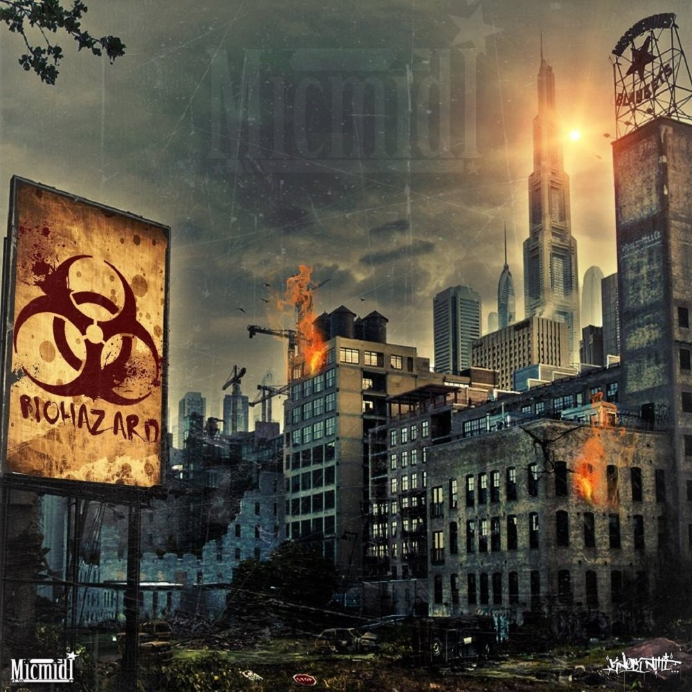 Biohazard cover