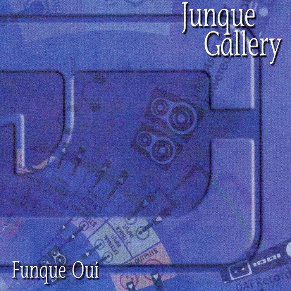 Funque oui cd cover
