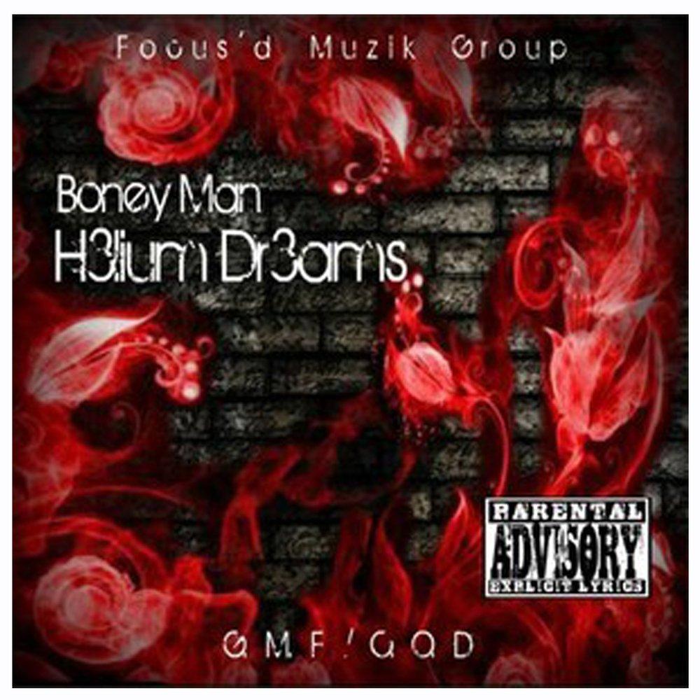Boney man cd front