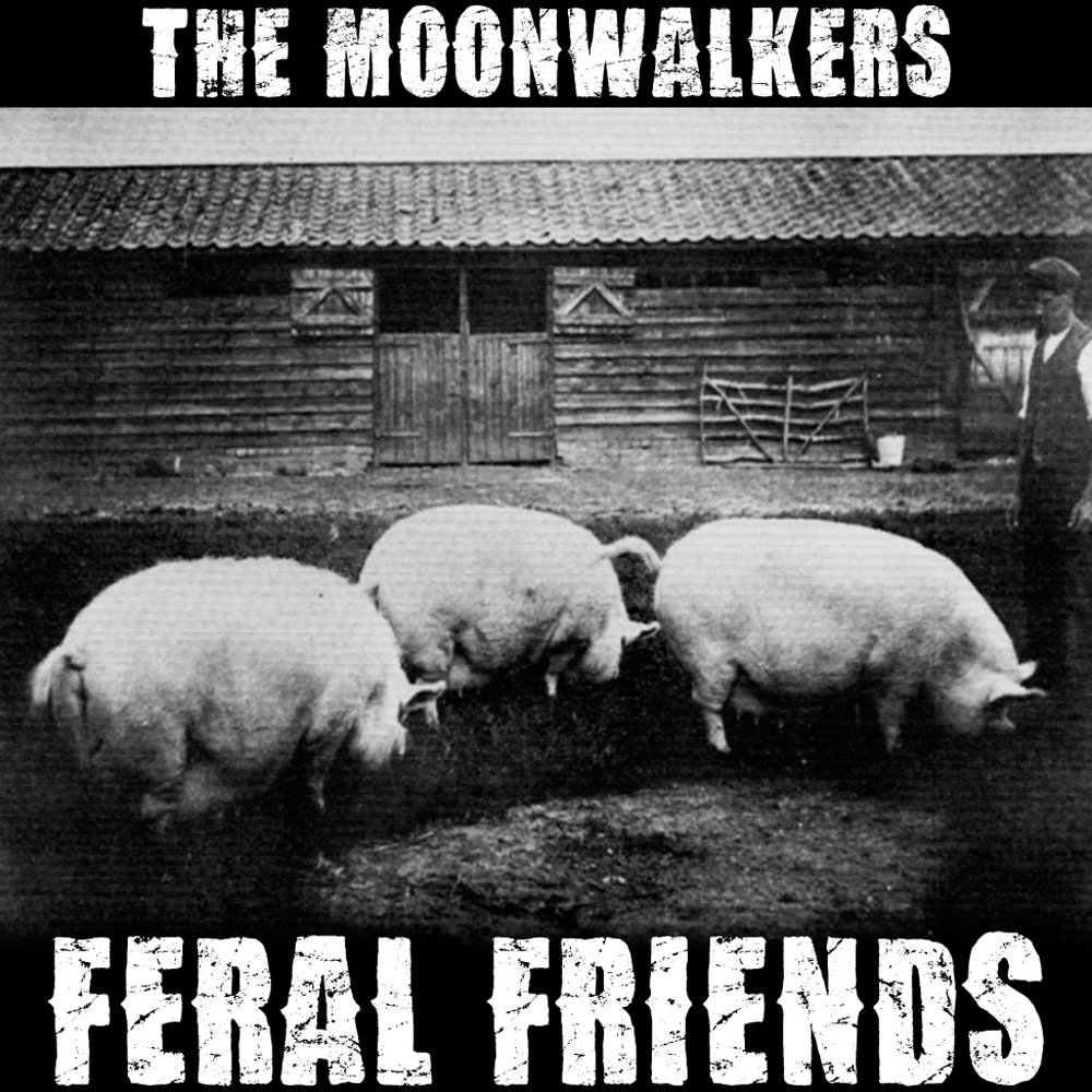 Feral friends  front