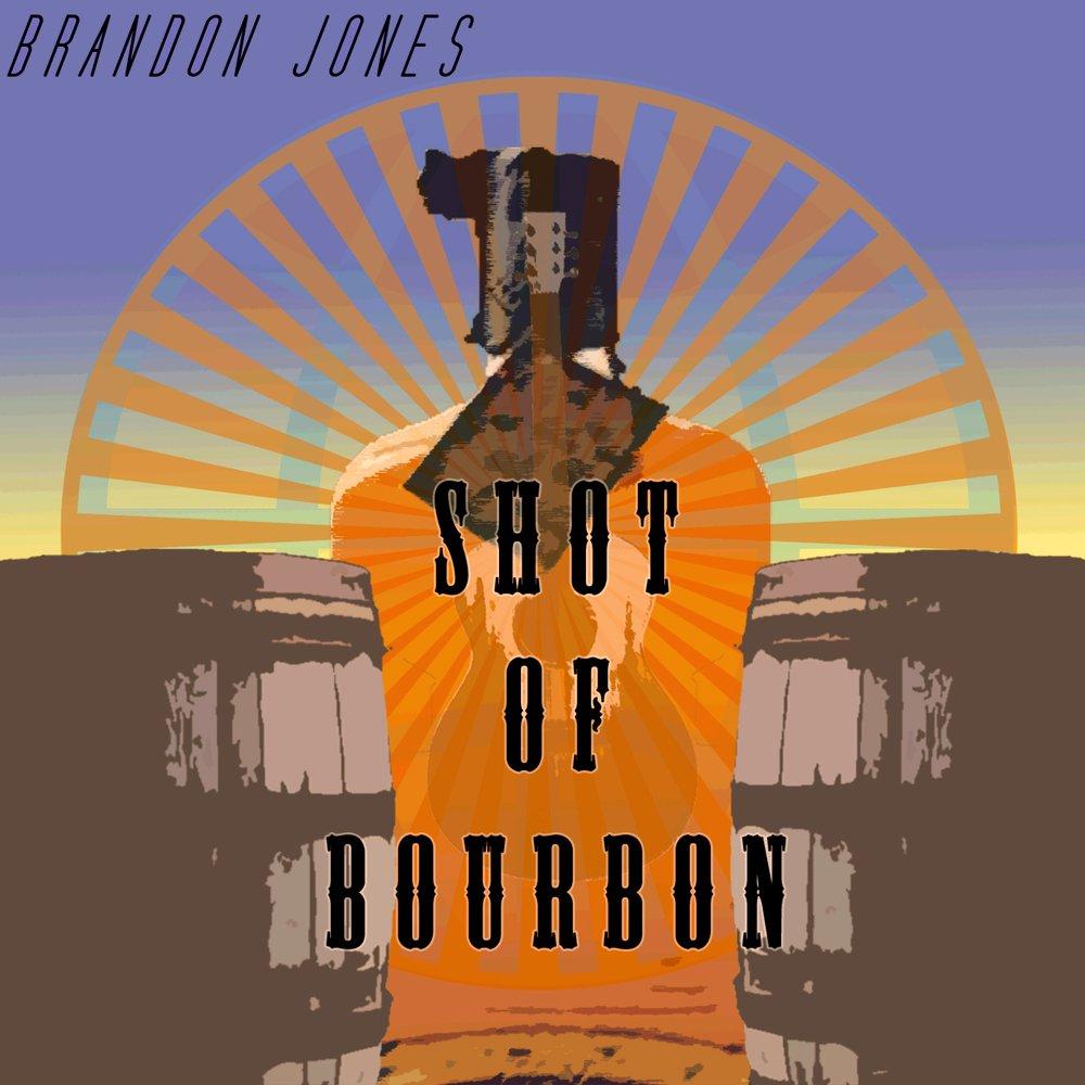 Shot of bourbon cover