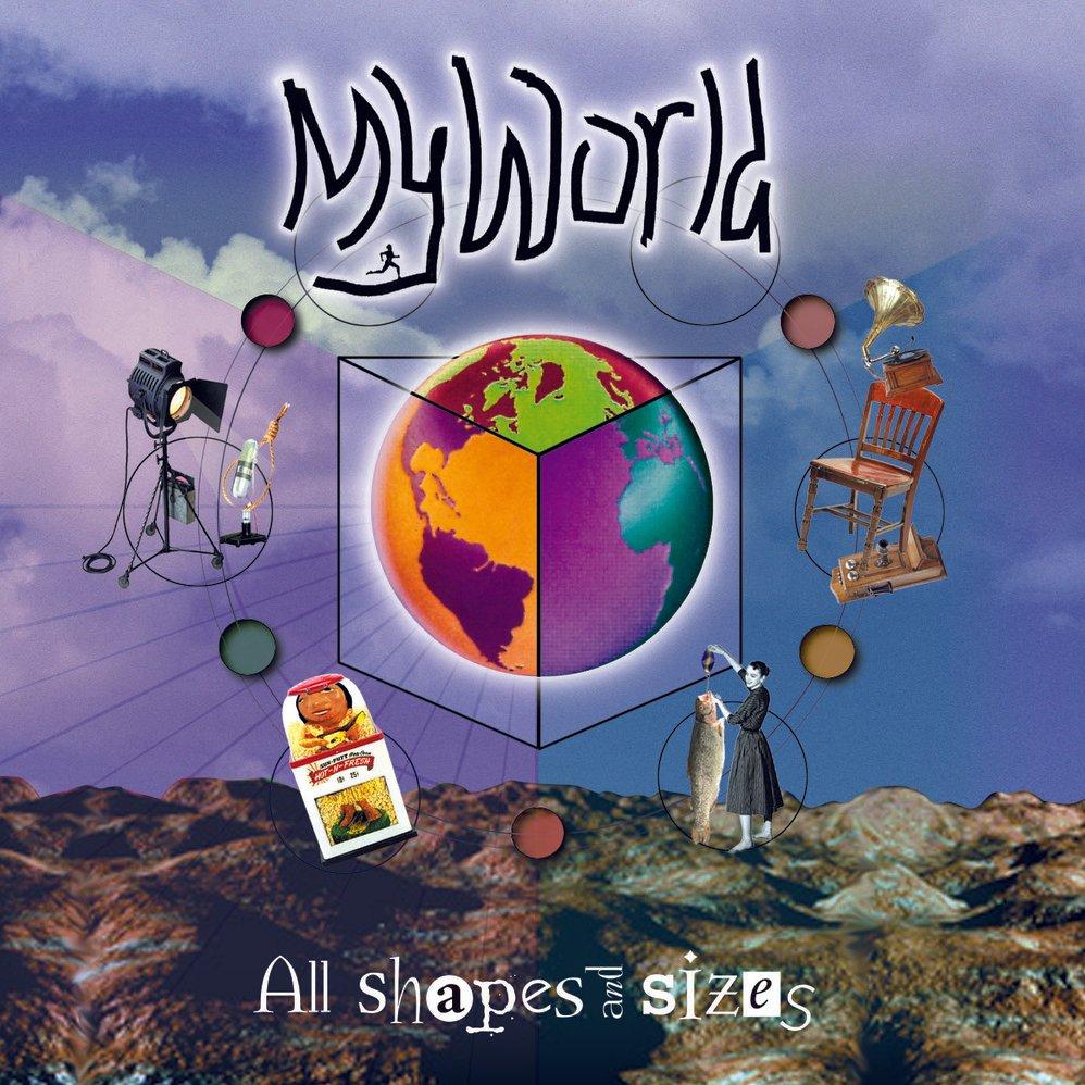All shapes album cover