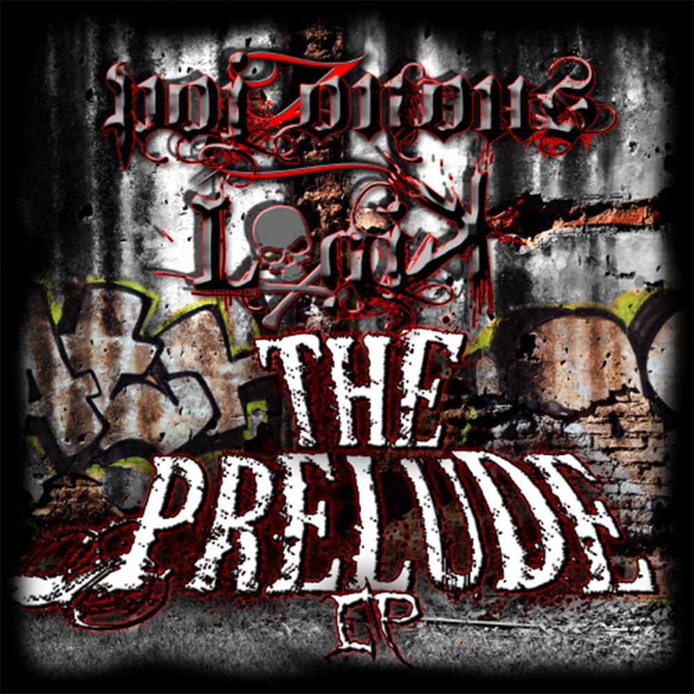 Prelude ep front cover2
