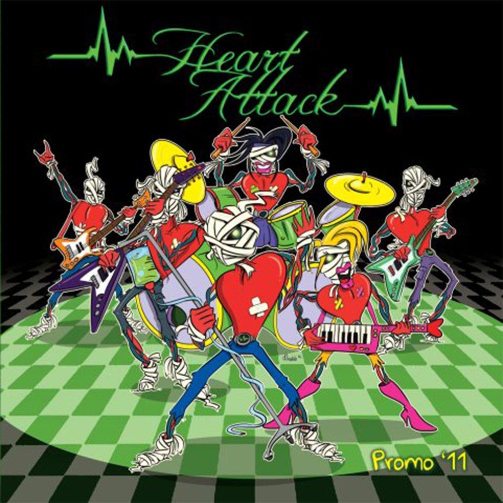 Heart attack promo 2011