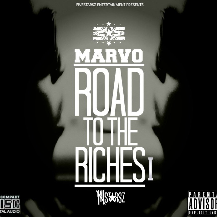 Road to the riches i front cover
