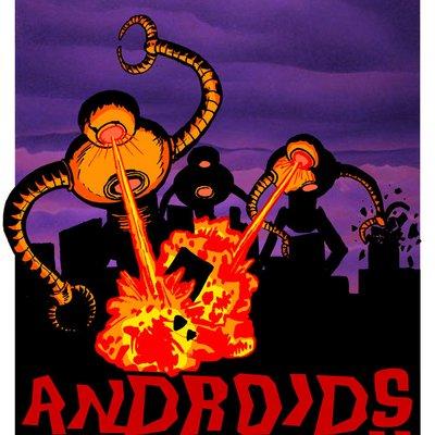 Robin Dalehite - Androids Attack