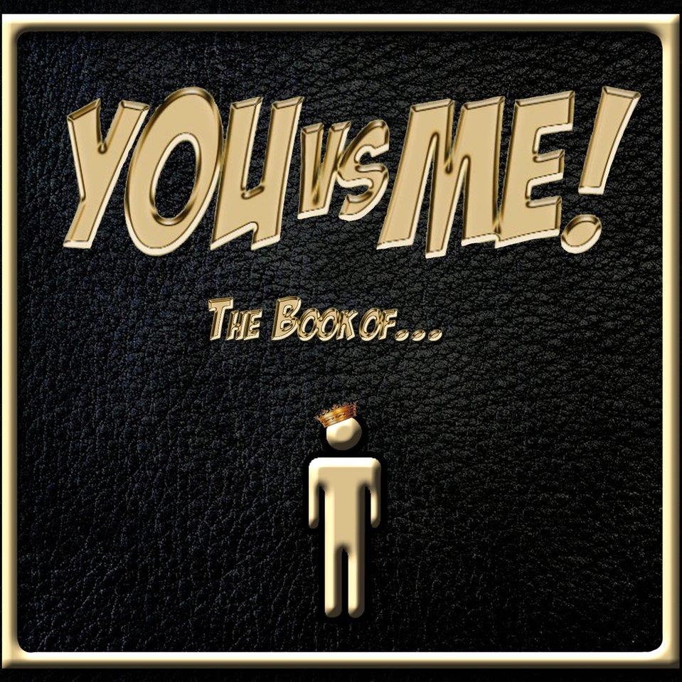 Youvsme thebookof