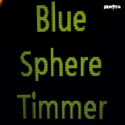 Blue Sphere Timmer - Skolflen