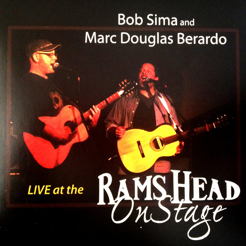 Live at rams head cover