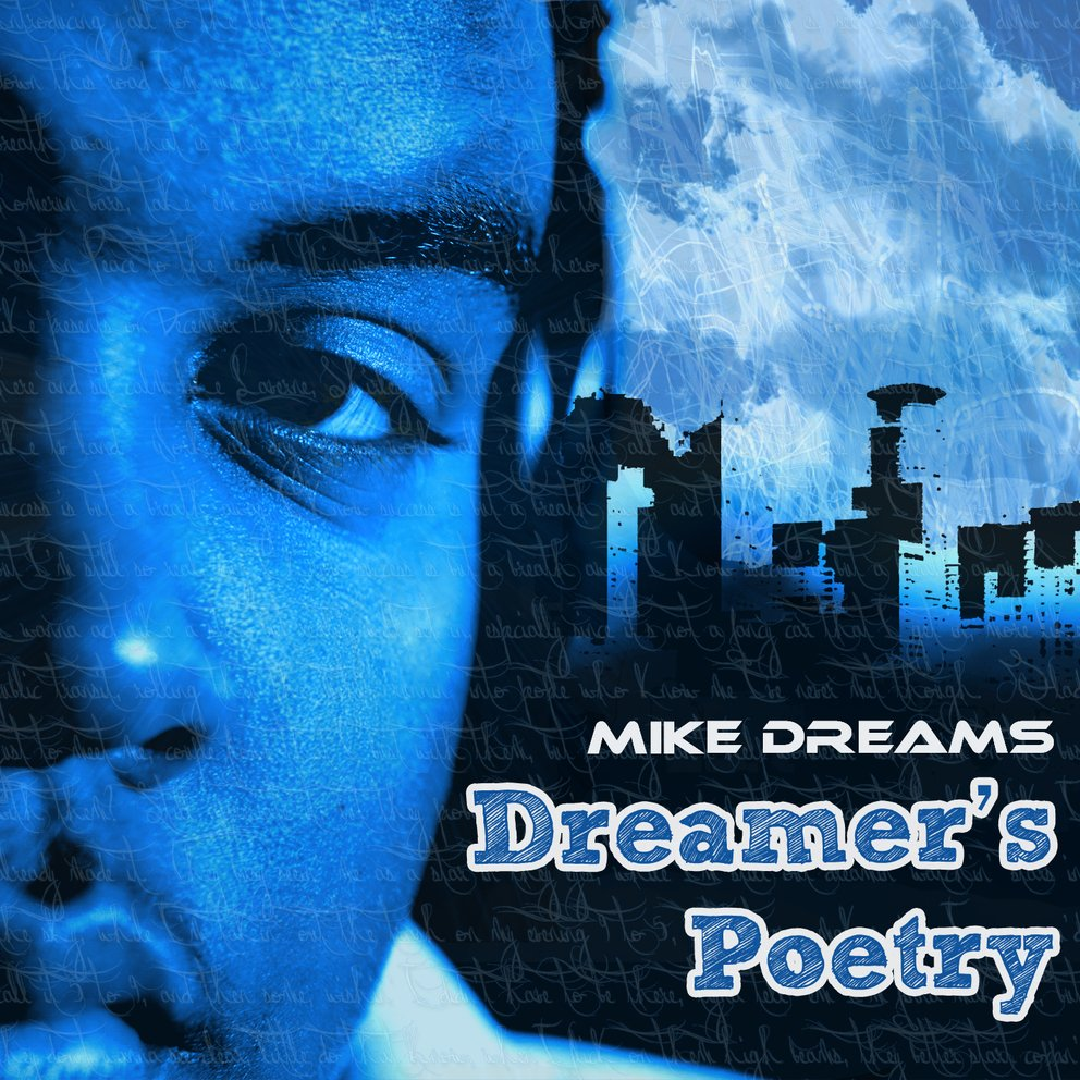 Dreamer s poetry  official album cover