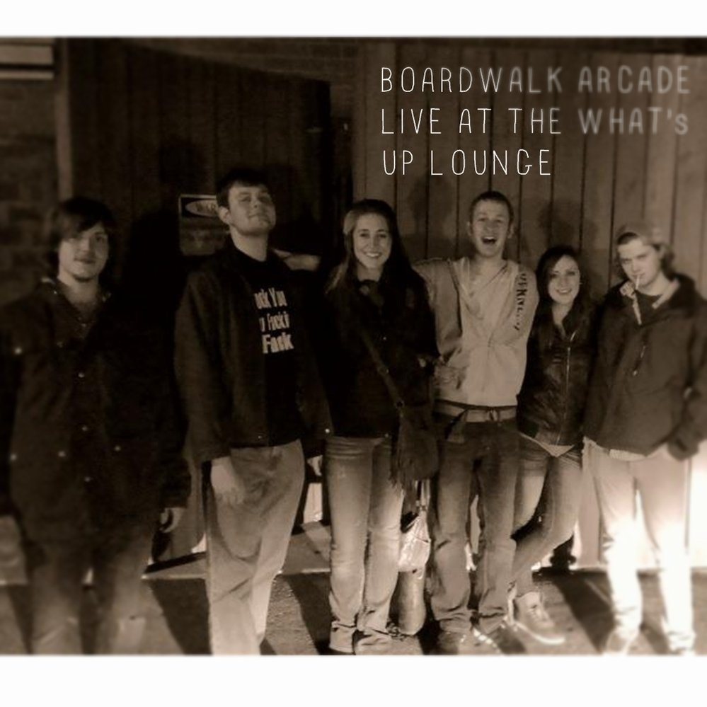 Boardwalk at the what s up finally