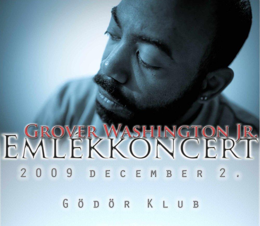 Grover Washington Jr Emlekzenekar Tribute Band Facebook