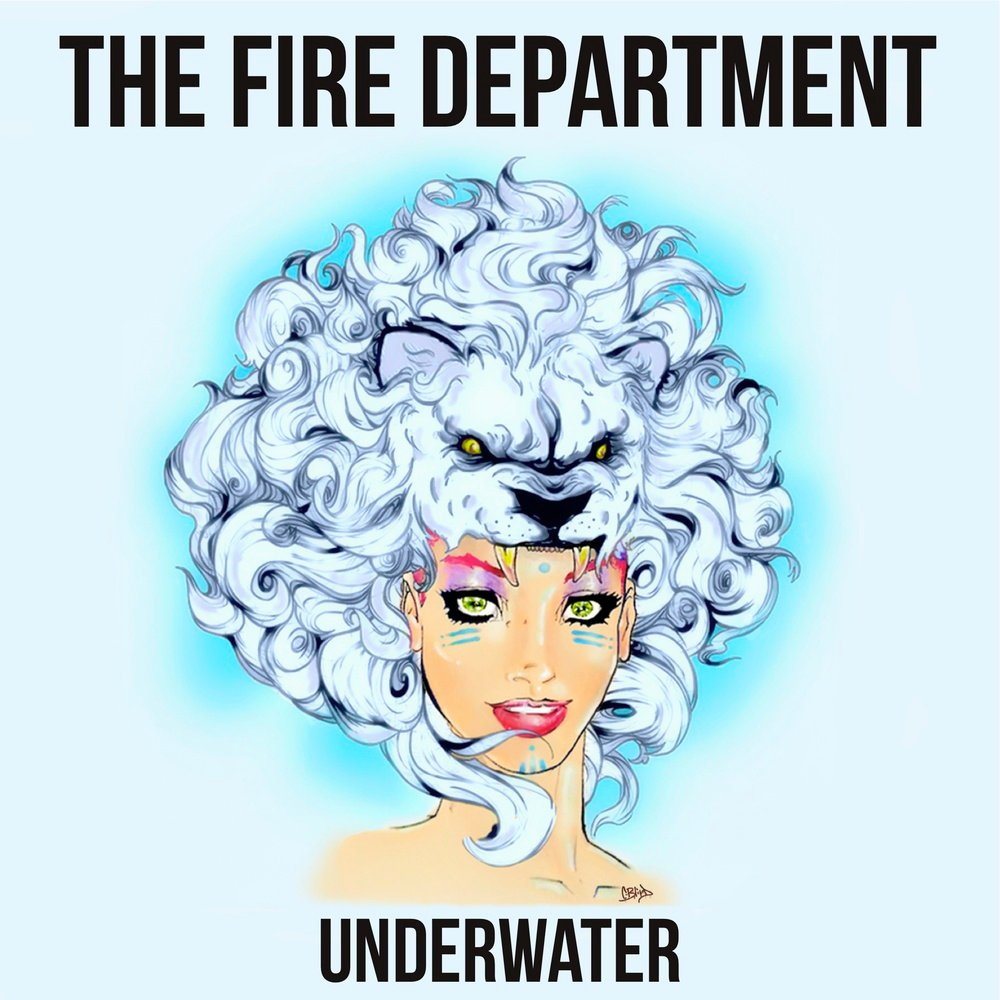 Underwater   ep cover by the fire department