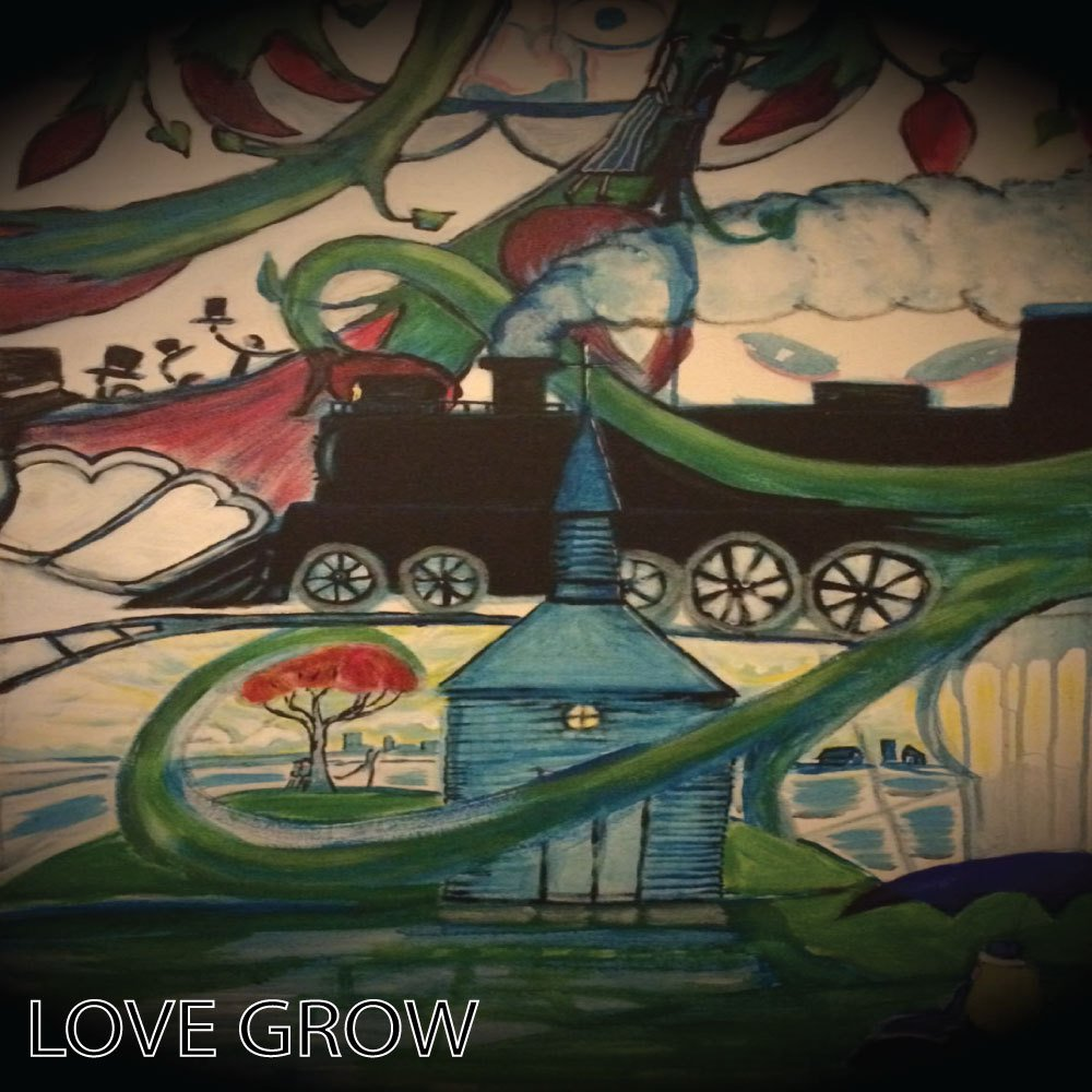 Love grow cover