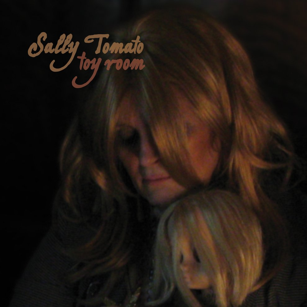 Sally tomato   toy room   cd cover