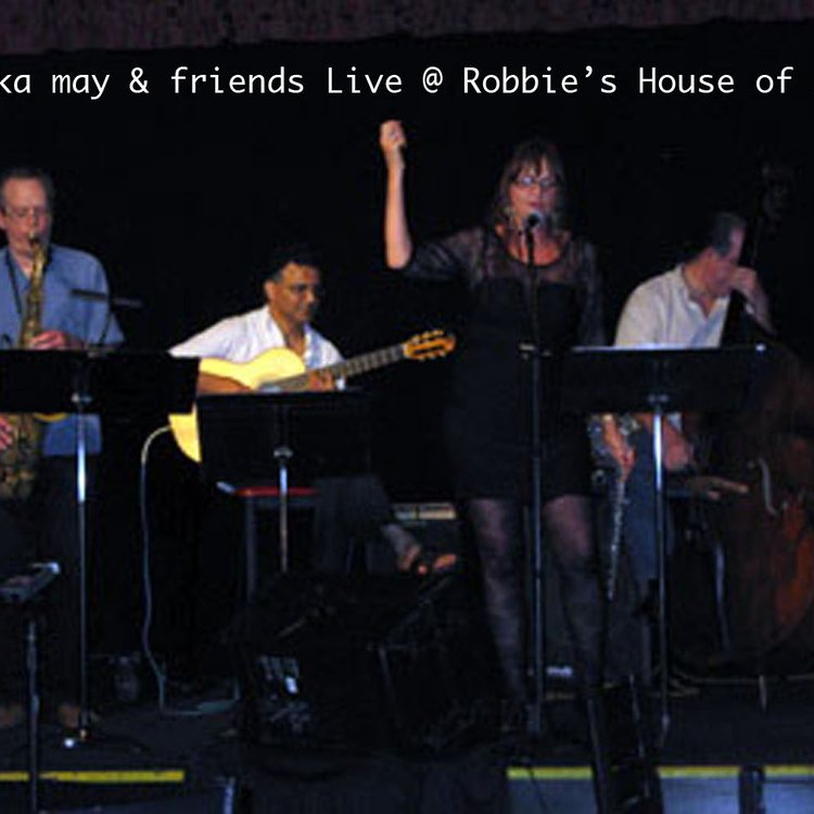 Robbie s with band cd cover