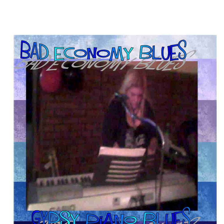 Bad economybluz cd coverll