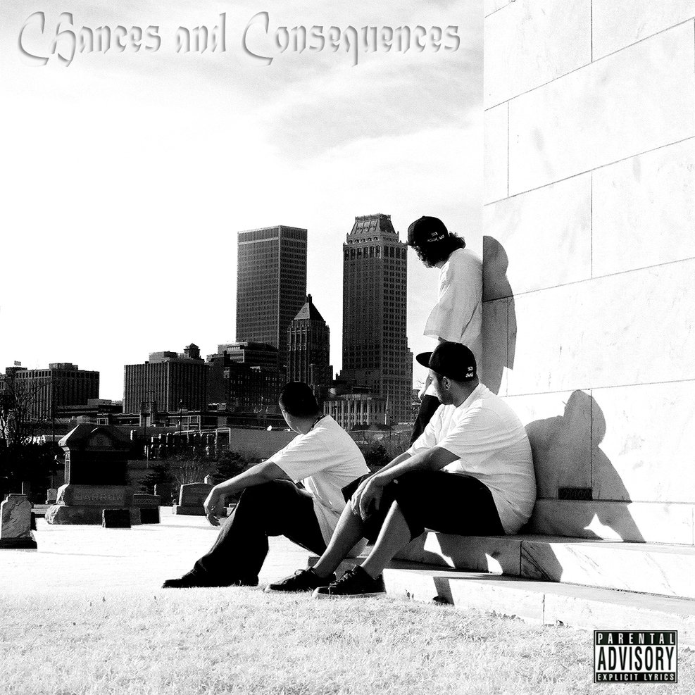 Chances and consequences alternate album cover